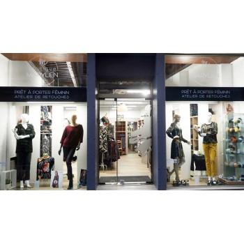 MARYLEN Cahors, boutique de prêt à porter, vêtement pour femme dont grandes tailles à Cahors, réparation et couture.