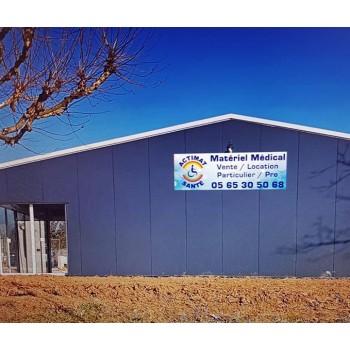 ACTIMAT SANTE CAHORS, matériel médical à Cahors, en vente et location pour les professionnels et les particuliers...