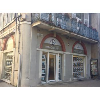Agence immobilière CAP IMMOBILIER Cahors, vente et location de maison et d'appartement à Cahors, Syndic.