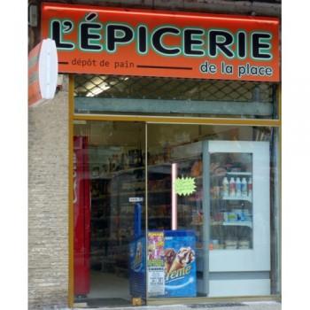 EPICERIE DE LA PLACE à Cahors, épicerie de nuit et alimentation générale à Cahors
