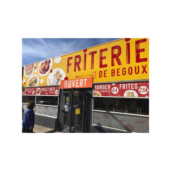 Friterie Cahors, friterie de Begoux, Pizzeria, rotisserie, friterie, burger, poulet roti à Cahors begoux