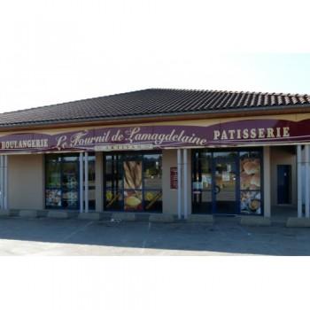 Boulangerie patisserie LE FOURNIL de Lamagdelaine et boulangerie de la croix de fer à Cahors