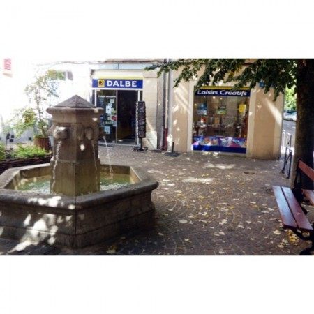 Atelier de loisirs créatifs DALBE à Cahors.