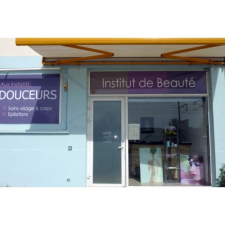 Salon de soins esthéthiques AUX INSTANTS DOUCEURS Cahors, salon d'esthétique et de soins de beauté à Cahors
