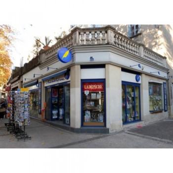 LA MAISON DE LA PRESSE Cahors, maison de la presse, papeterie et cartes postales à Cahors.
