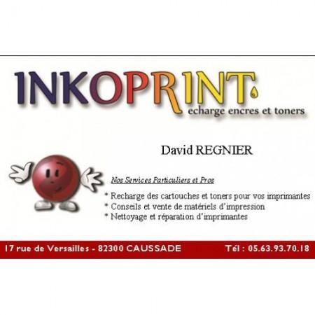INKO PRINT Caussade, recharges d'encre pour imprimantes et matériel d'impression à Caussade.