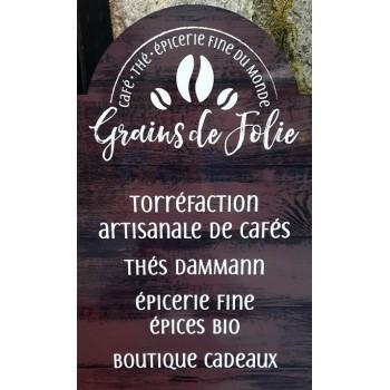GRAINS DE FOLIE Cahors, magasin de café et de thés à Cahors, épicerie fine, produits du monde à Cahors