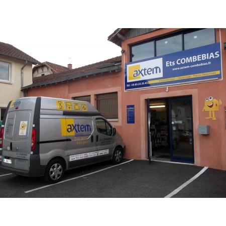 AXTEM Electroménager Cahors, entreprise Combebias à Cahors. Electroménager, dépannage, réparation, entretien à Cahors. Service,