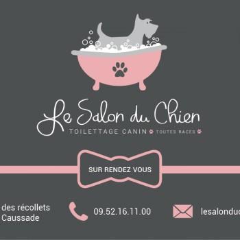 LE SALON DU CHIEN Caussade, salon de toilettage pour animaux à Caussade