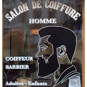 AZ Coiffure Caussade, salon de coiffure homme, coiffeur barbier à Caussade