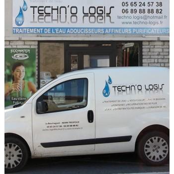 TECHN'O LOGIS Cahors, traitement de l'eau, assainissement, marque Ecowater à Cahors