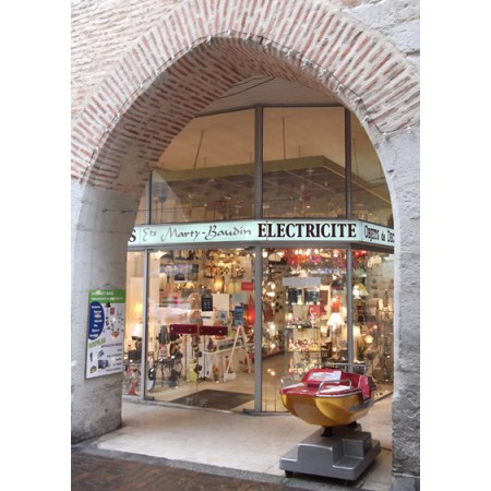 Luminaire MARTY BAUDIN Cahors, magasin de luminaire Cahors, lampes, ampoules à Cahors.
