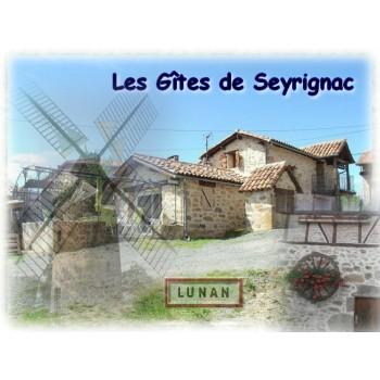 LES GITES DE SEYRIGNAC, gite étape de compostelle, chambre d'hotes dans le Lot à Seyrignac, près de Cahors