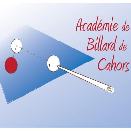 ACADEMIE DE BILLARD DE CAHORS, association et club de billard français à trois billes ( carambole ) à Cahors