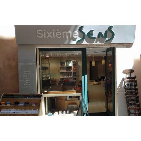 SIXIEME SENS CAHORS, boutique et librairie ésotérique à Cahors.