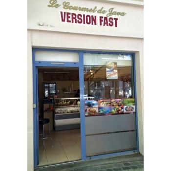 Le Gourmet de Java Version Fast Cahors, restaurant indonésien en restauration rapide à Cahors
